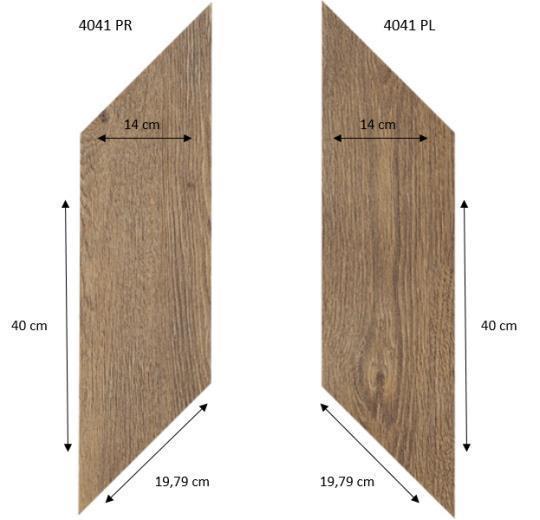 Effekta Professional 4041 PR-PL Classic Fine Oak PRO