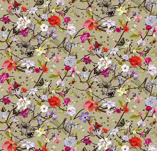 Vision Floral 840004 Botanical Poppy