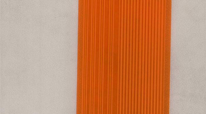 Tarastep 0718-Ivoire-Mandarine