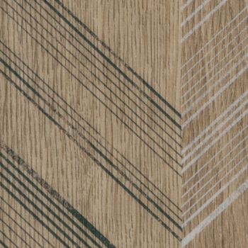Taralay Impression Comfort Plus WOOD-0724-Herringbone-Chatain